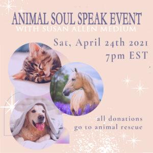 Animal Soul Speak Too